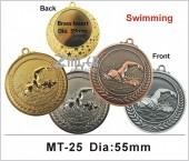 MT-25  Swimming
