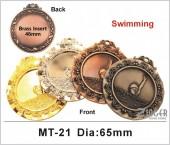 MT-21 Swimming